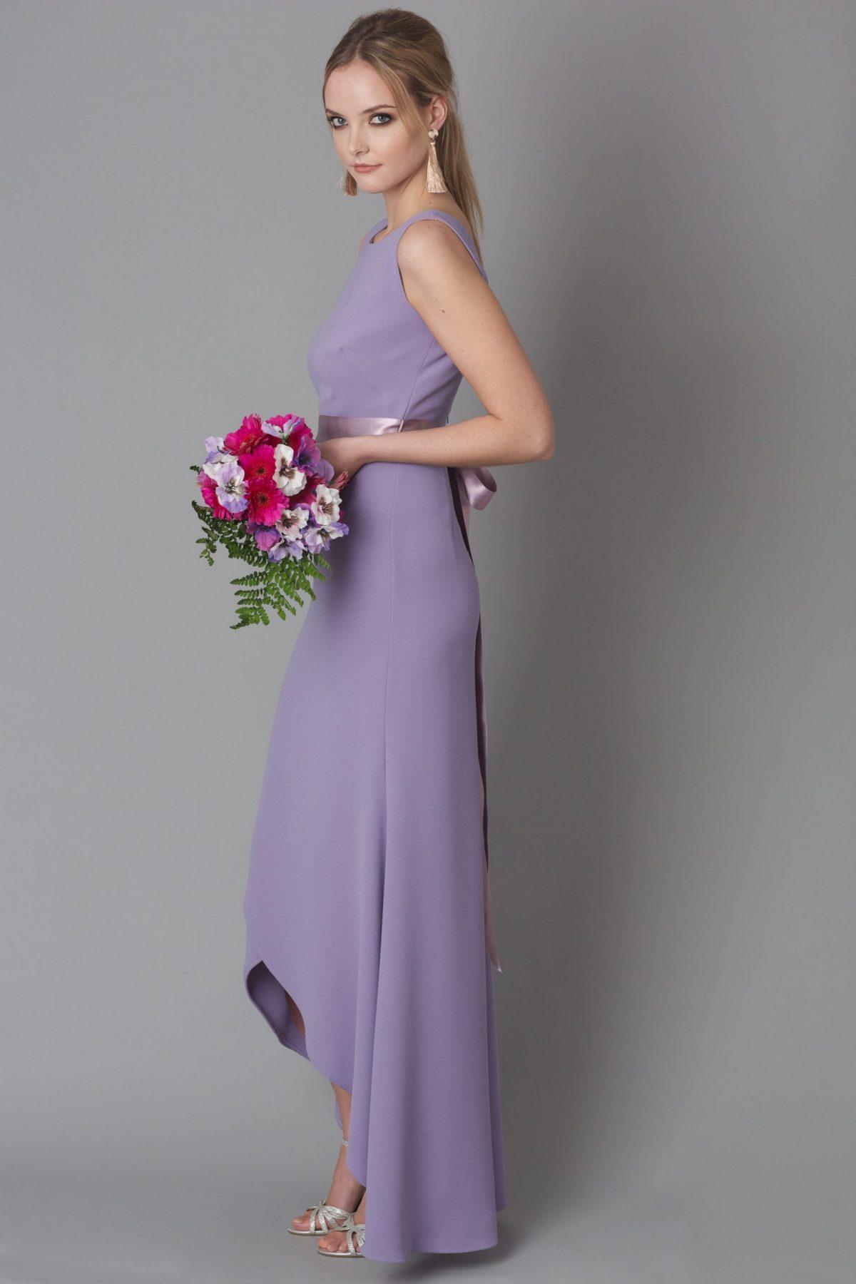 DC1178 new lilac tulip skirt